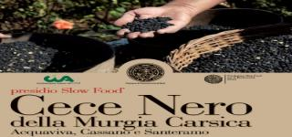 cece nero slow food